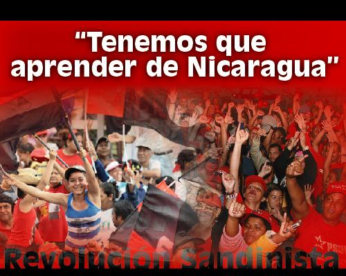 Aprender de Nicaragua