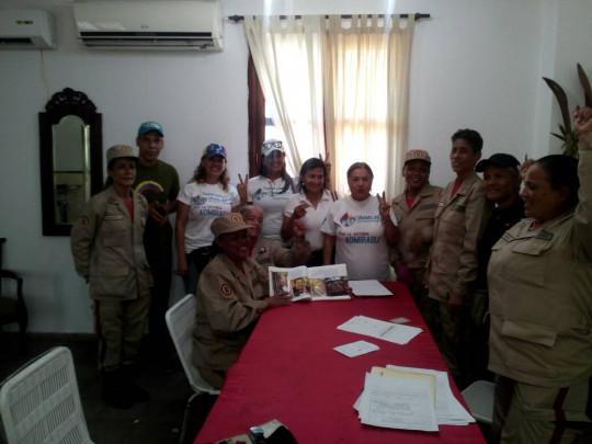 Milicia_Bolivariana_Femenina