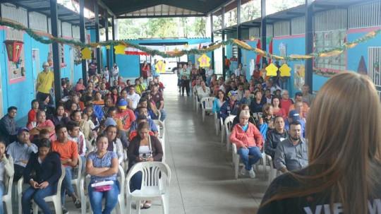 18-asambleas-simultáneas-se-realizaron-en-Vargas-para-debatir-el-nuevo-Plan-de-la-Patria